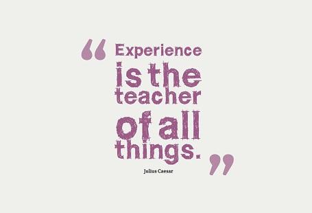 کسب تجربه