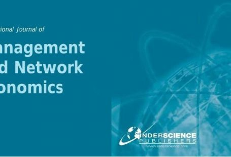 International Journal of Management and Network Economics
